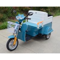 供应山西晋城内蒙新款电动三轮桶装车 单人电动三轮保洁车环卫清运车
