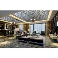 完美人生吊顶艺术玻璃 吊顶玻璃适用于酒店ktv家庭等 沙河厂家直销