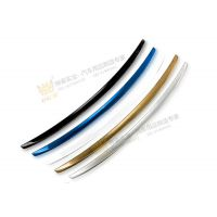 DEE起亚K2ABS尾翼压翼 扰流板带漆底漆免打孔定风翼 汽车用品