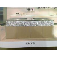 专业厂家玻璃深加工 烤漆玻璃 3-12mm 可做背景墙玻璃 橱柜玻璃