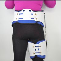髋部矫形器 成人髋矫形器 固定器 术后矫形器 厂家直销