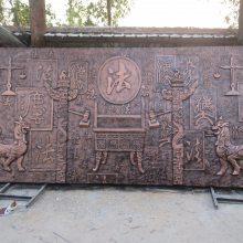 安徽玻璃钢法制主题浮雕厂家仿铜法治浮雕景观墙法律法治文化校园浮雕墙