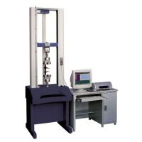 供应電腦伺服控制雙柱式拉力試驗機