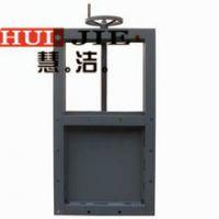 呼伦贝尔卸灰阀 螺旋闸阀 φ200手动插板阀 电动插板阀质量可靠
