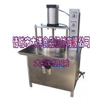 玉米饼成型机,大洋电加热型压饼机——商用食品机械