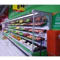 观澜超市立式风幕柜展示柜|出售商场|酒店|餐厅|早餐|酒吧保鲜展示柜