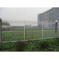东莞锌钢围墙护栏 小区围墙护栏厂家