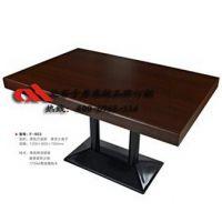 供应德克士桌子,实木餐椅的供应商,欢迎致电到达芬家具生产老厂