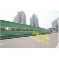 潍坊市声屏障 厂区用隔音墙 高速路上隔音板 恒爱 长方形