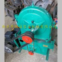 瑞诚370型 低耗能环保型 饲料加工专用机械粉碎机 小型谷物粉碎机
