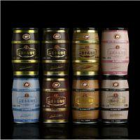 捷品罐装128g云南小粒咖啡特产小吃 速溶咖啡粉饮料 批发8种口味
