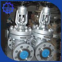 供应Z41Y-100I铬钼钢闸阀 上海上州阀门