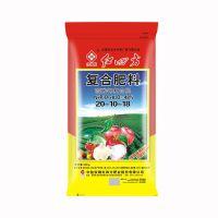 红四方硫酸钾复合肥48%(20-10-18)品牌复合肥