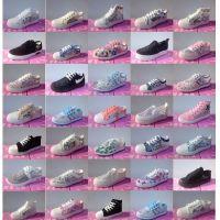 夏季新款女士碎花休闲系带女网鞋杂款鞋库存鞋便宜批发