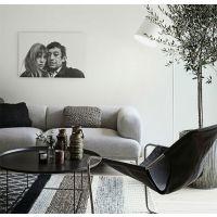 【新饰家装饰】10张图秒懂浅灰色沙发搭配技巧