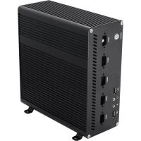 鑫赛科ZPC-X7无风扇车载工业电脑铝机箱 尺寸小巧 适用itx主板 厂家直销可定制