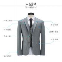 厦门东启服装厂棉类混纺量材质,定制工作服量大从优