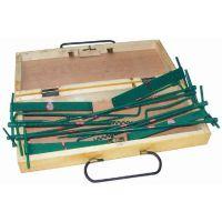 盘根工具14件套(特种钢制/铜合金材质)盘根取出器防爆特种工具0