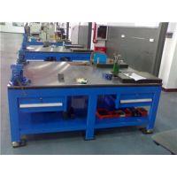 铸铁工作平台,抽屉铸铁工作台,宏信达工业设备有限公司