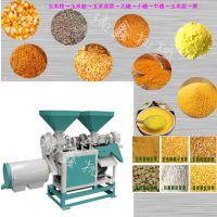 大型玉米碴子机 苞米专用磕碴机 玉米脱皮制糁机厂家批发