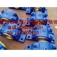 厂家专业生产轴瓦滑动轴承座H4100 H4110铜瓦座 H4120轴承座全系