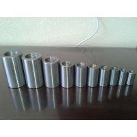 钢筋连接套筒/45号碳钢材质/衡水亚博专业生产