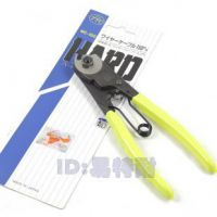 特价 日本进口角田牌6寸TTC钢线钳 钢丝绳剪刀 钢丝剪 铁丝剪