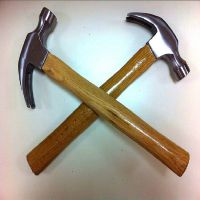 专业生产 高质量木柄羊角锤子批发 五金工具锤子定制