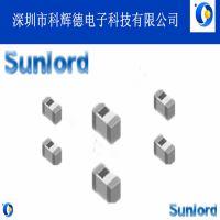 Sunlord品牌SDCL1608C3N3STDF电感器0603 3.3NH叠层贴片电感器