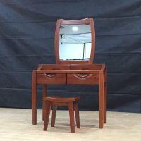 美希恩进口高端金丝檀木卧室梳妆台简约现代中式化妆桌606