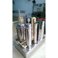 普蕾特一体化净水设备 饮用水超滤设备 民用纯净水设备