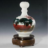批发陶瓷酒瓶