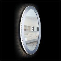 温馨卧室床头壁灯 客厅酒店房间led水晶镜子壁灯 现代卫生间壁灯 卡骐灯饰照明