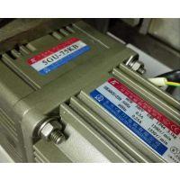 厦门东历电机5IK60GU-S3B三相异步电动机4级刹车定速电机