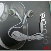 厂家批发苹果iPod2代小耳机 苹果耳塞式 苹果MP3耳机