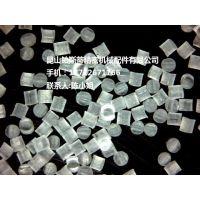 供应j白色尼龙砂 铂斯蒂抛磨尼龙微粒 0.8去边刺塑料颗粒