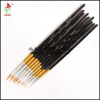正品 莫奈/MONET 进口尼龙勾线笔 700水彩笔 单支短杆圆峰勾线笔