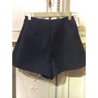 欧时力正品代购2015夏装新款女高腰短裤A字显瘦阔腿裤1151061160