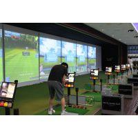 瑞康乐2018新款体育模拟器 进口高尔夫模拟器