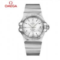 欧米茄手表 Omega星座男表机械表123.10.35.20.02.001