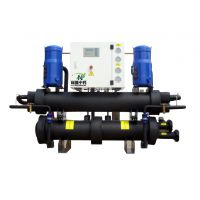 酒店用地源热泵可提供生活热水山东绿能中科