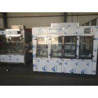 玻璃水全自动灌装生产线 直线液体定量灌装机