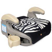 zazababy正品汽车用儿童安全增高座垫 4-12岁宝宝车载坐垫