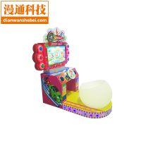 广东游戏机厂家供应儿童赛车游戏机火焰飞车儿童益智投币游戏机赛车模拟机