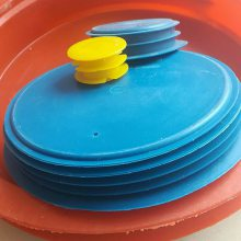 山东恒强牌管口塑料盖子 防尘管帽 DN630塑料防护盖