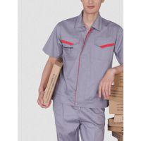 新乡装修公司工人工装定制夏季短袖工作服团体定做款式多样颜色自定专业剪裁工衣定做