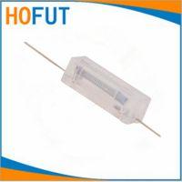 【HOFUT】震动开关BS-570  5.7*18 透明震动受压开关两脚贴片