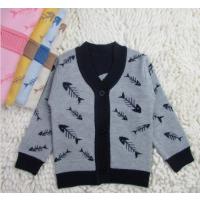 广东潮州毛衣厂家批发童装毛衣 婴儿毛衣针织开衫儿童毛衣宝宝纯棉保暖童针织衫