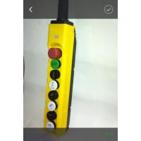 供应单轨悬挂式轨道起重机用按钮控制开关、墙壁式悬臂起重机控制手柄高档手电门