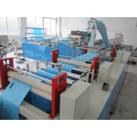 久业机械JY-1200型全自动多功能无纺布制袋机设备